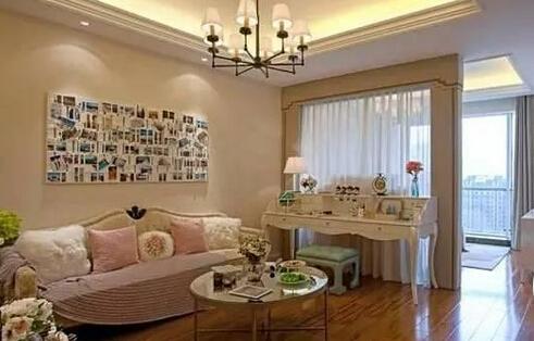 尤其是一些可随意组合、拆装、收纳的家具更适合小户型客厅.-没钱图片