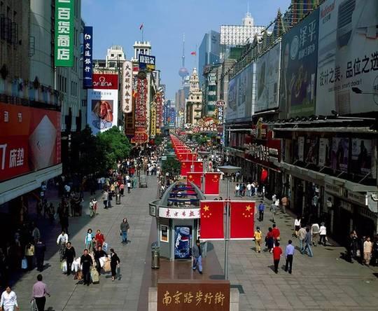 地铁:2号线南京东路站、10号线南京东路站-火速收藏 魔都16区景点图片
