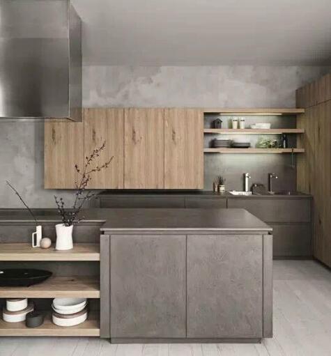 小户型厨房,改门,挖墙,转篮,厨房抽屉,燃气灶具,橱柜吊柜,青岛厨房